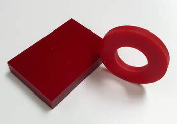 Image showing Polyurethane material