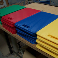 Color Coded Chopping Boards