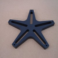 Nylon Routed Part